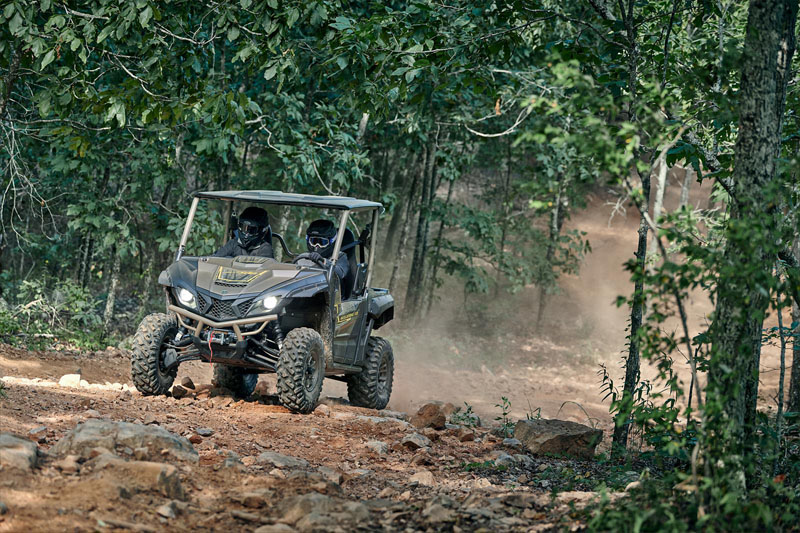 2020 Yamaha Wolverine X2 XT-R in Metuchen, New Jersey - Photo 7