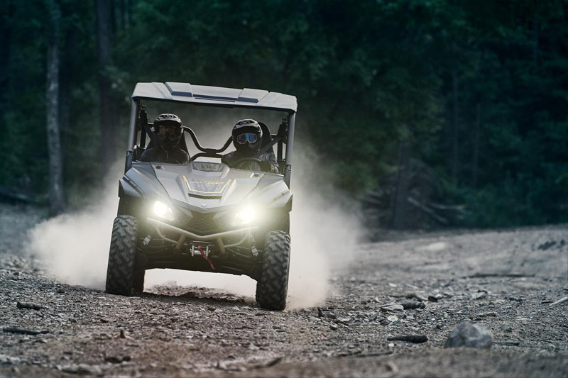 2020 Yamaha Wolverine X2 XT-R in Metuchen, New Jersey - Photo 9