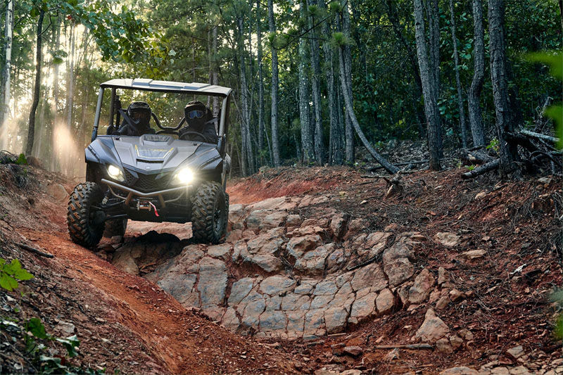 2020 Yamaha Wolverine X2 R-Spec XT-R in Brewton, Alabama - Photo 10