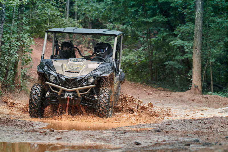 2020 Yamaha Wolverine X2 XT-R in Metuchen, New Jersey - Photo 12