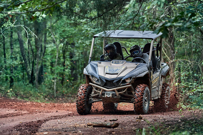 2020 Yamaha Wolverine X2 XT-R in Metuchen, New Jersey - Photo 13