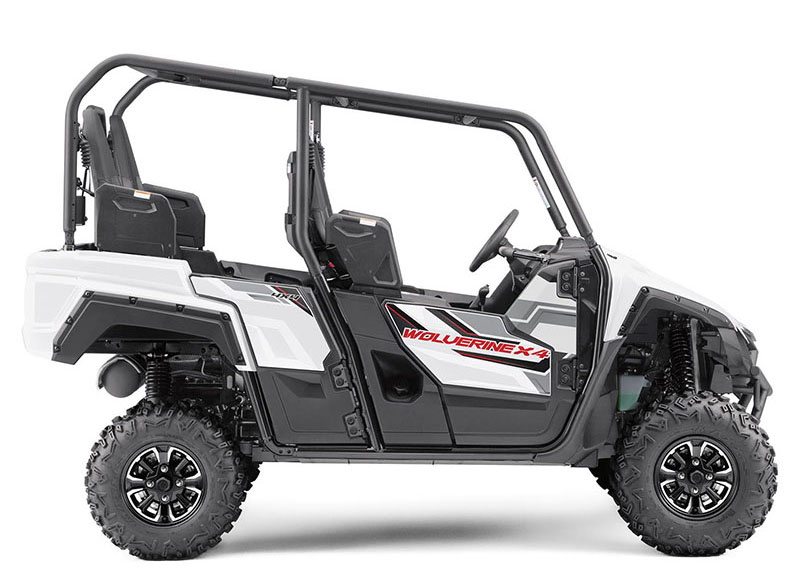 2020 Yamaha Wolverine X4 in Tulsa, Oklahoma - Photo 1