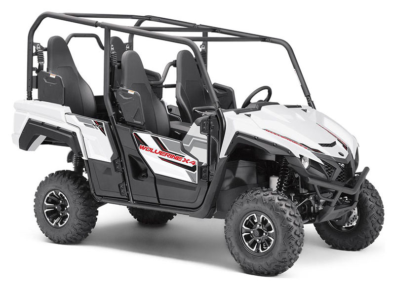 2020 Yamaha Wolverine X4 850 in Billings, Montana - Photo 2