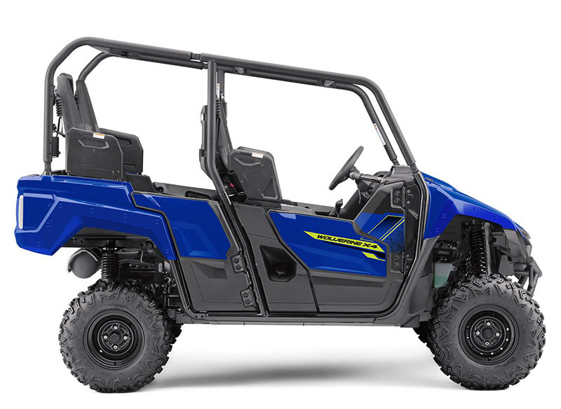2020 Yamaha Wolverine X4 in San Jose, California - Photo 1