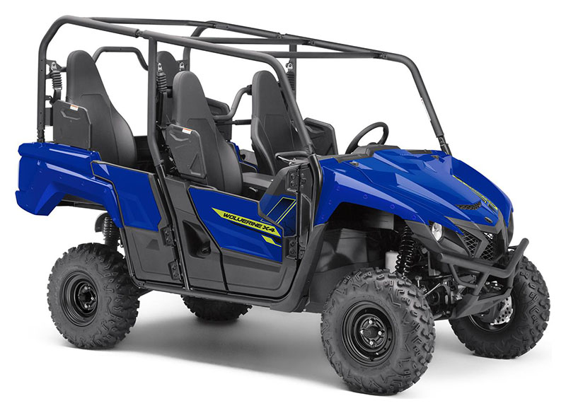 2020 Yamaha Wolverine X4 850 in Trego, Wisconsin - Photo 2