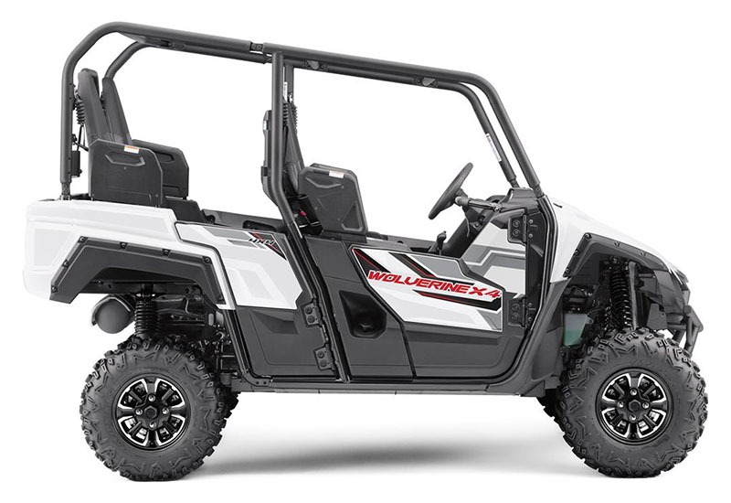2020 Yamaha Wolverine X4 850 in Billings, Montana - Photo 1