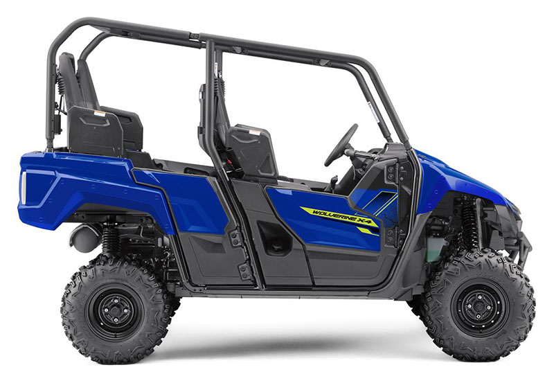 2020 Yamaha Wolverine X4 850 in Geneva, Ohio - Photo 1