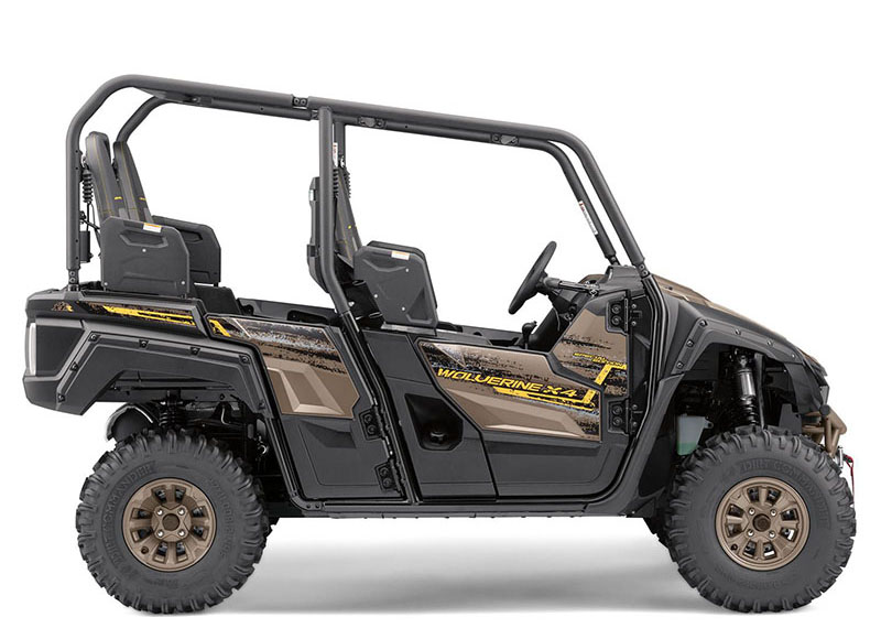 2020 Yamaha Wolverine X4 XT-R in Mount Pleasant, Texas - Photo 1