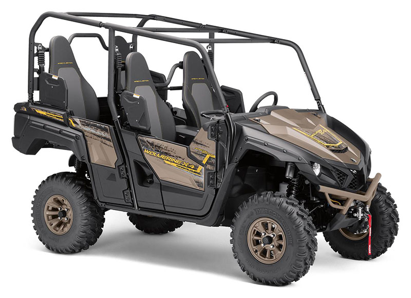 2020 Yamaha Wolverine X4 XT-R in Mio, Michigan - Photo 3