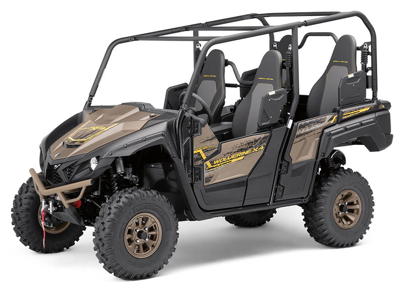 2020 Yamaha Wolverine X4 XT-R in Mount Pleasant, Texas - Photo 4