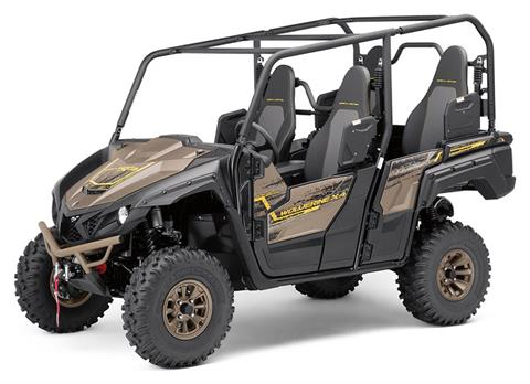 2020 Yamaha Wolverine X4 XT-R in Galeton, Pennsylvania - Photo 4