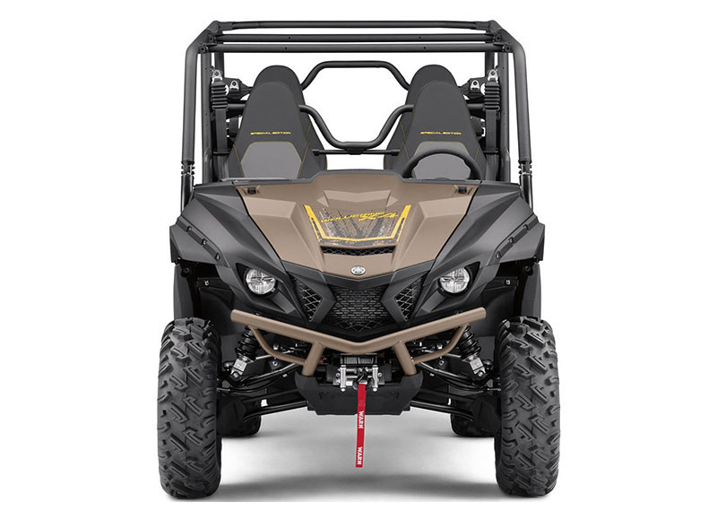 2020 Yamaha Wolverine X4 XT-R in New Haven, Connecticut - Photo 5