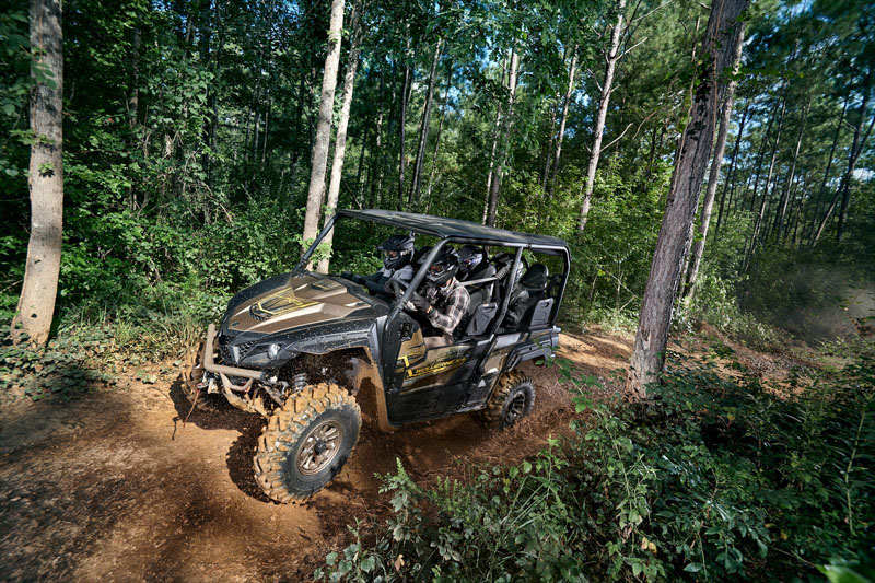 2020 Yamaha Wolverine X4 XT-R in Unionville, Virginia - Photo 7