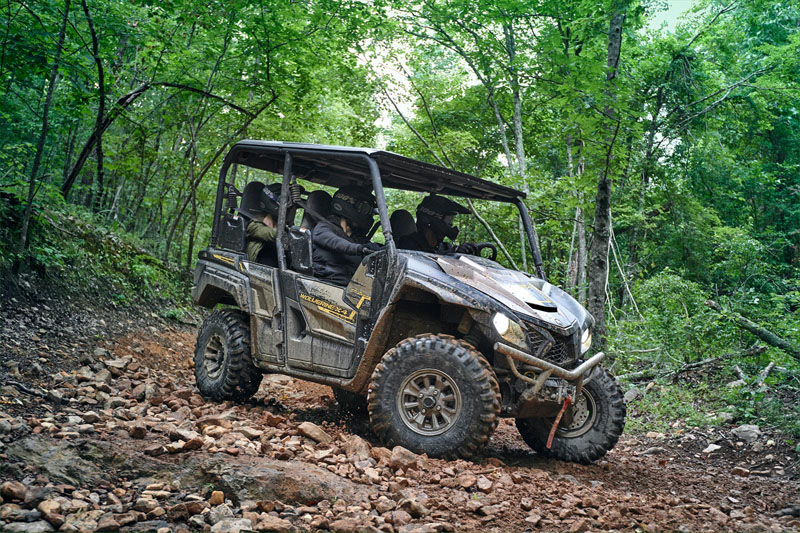2020 Yamaha Wolverine X4 XT-R in New Haven, Connecticut - Photo 8