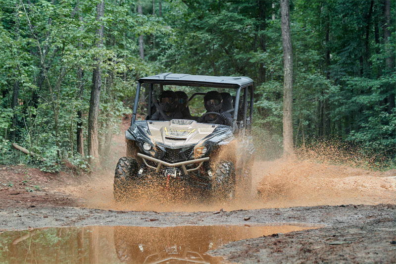 2020 Yamaha Wolverine X4 XT-R in Greenville, North Carolina - Photo 9
