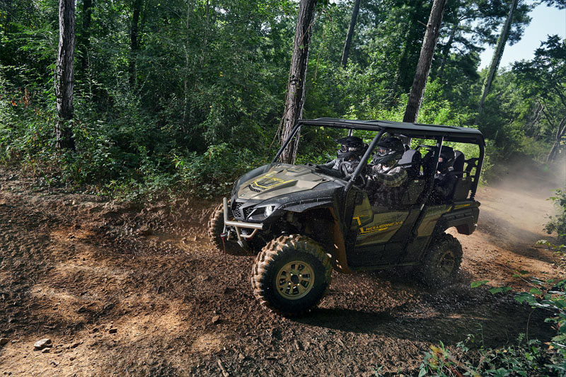 2020 Yamaha Wolverine X4 XT-R in New Haven, Connecticut - Photo 11