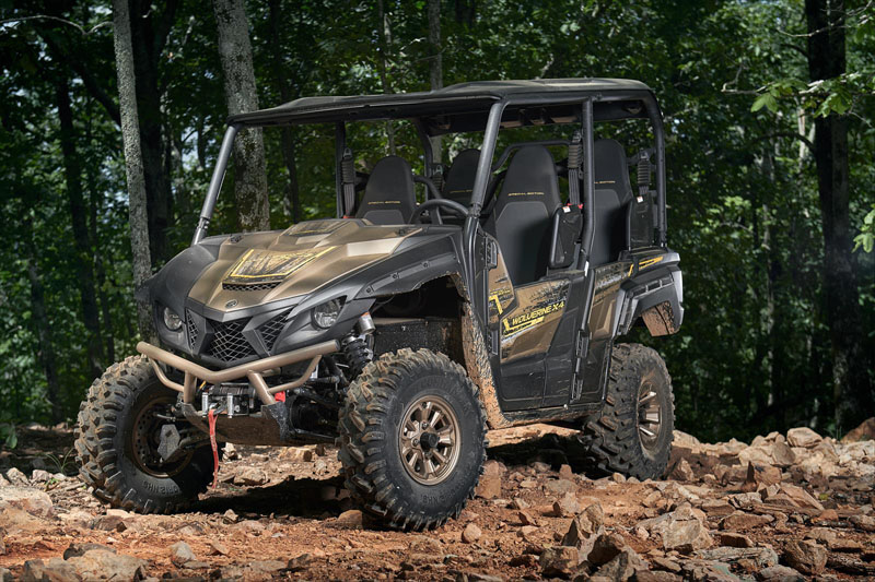 2020 Yamaha Wolverine X4 XT-R in New Haven, Connecticut - Photo 13