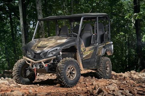 2020 Yamaha Wolverine X4 XT-R in Mio, Michigan - Photo 13