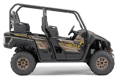 2020 Yamaha Wolverine X4 XT-R 850 in Lewiston, Maine