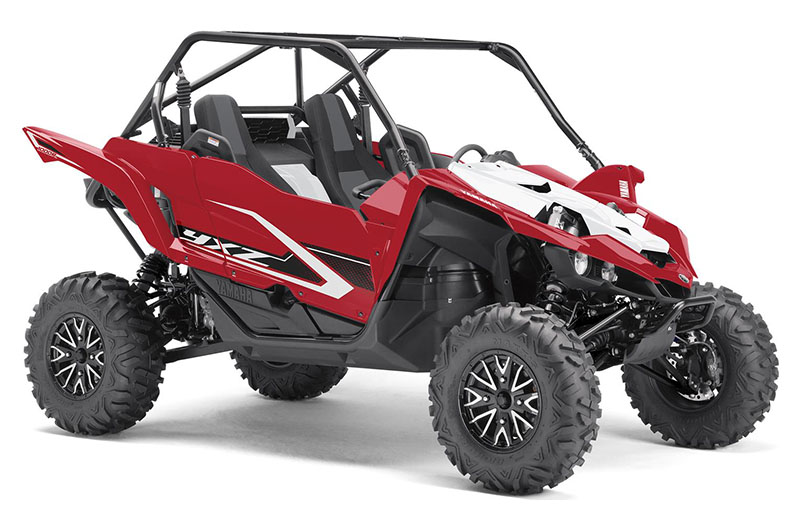 2020 Yamaha YXZ1000R in Trego, Wisconsin - Photo 2