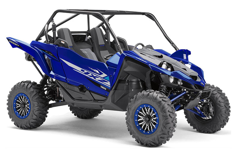 2020 Yamaha YXZ1000R SS SE in Escanaba, Michigan - Photo 2