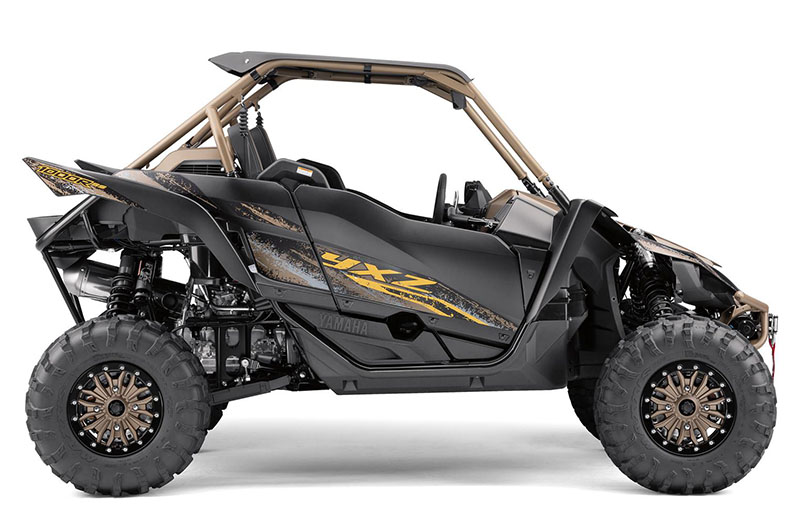2020 Yamaha YXZ1000R SS XT-R in Mio, Michigan - Photo 1