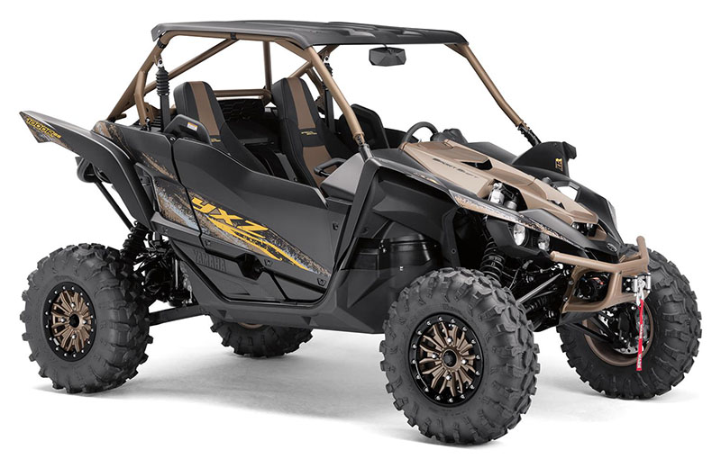 2020 Yamaha YXZ1000R SS XT-R in Johnson Creek, Wisconsin - Photo 3