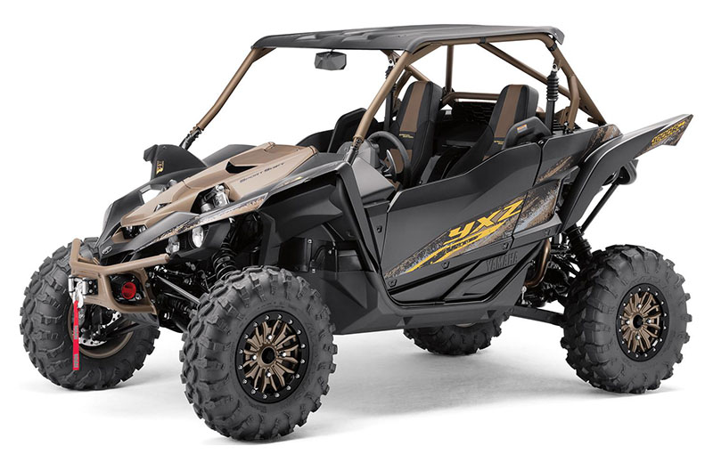2020 Yamaha YXZ1000R SS XT-R in Hancock, Michigan - Photo 4