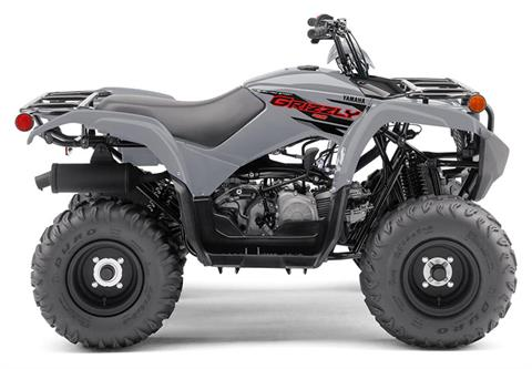 2021 Yamaha Grizzly 90 in Eureka, California