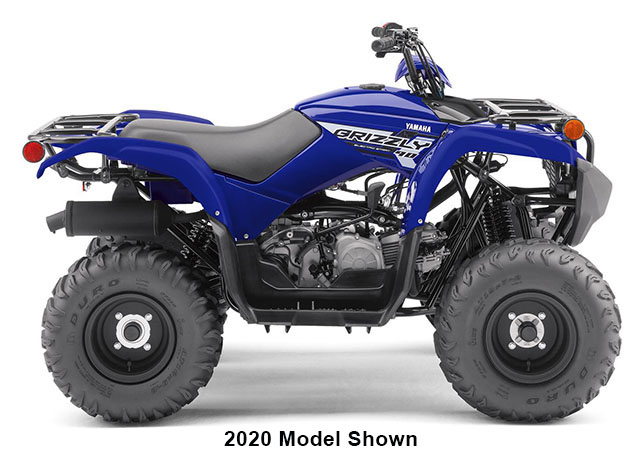 2021 Yamaha Grizzly 90 in Statesville, North Carolina - Photo 1