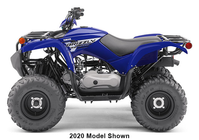 2021 Yamaha Grizzly 90 in Statesville, North Carolina - Photo 2