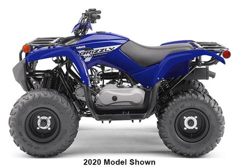 2021 Yamaha Grizzly 90 in Starkville, Mississippi - Photo 2