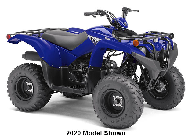 2021 Yamaha Grizzly 90 in Starkville, Mississippi - Photo 3