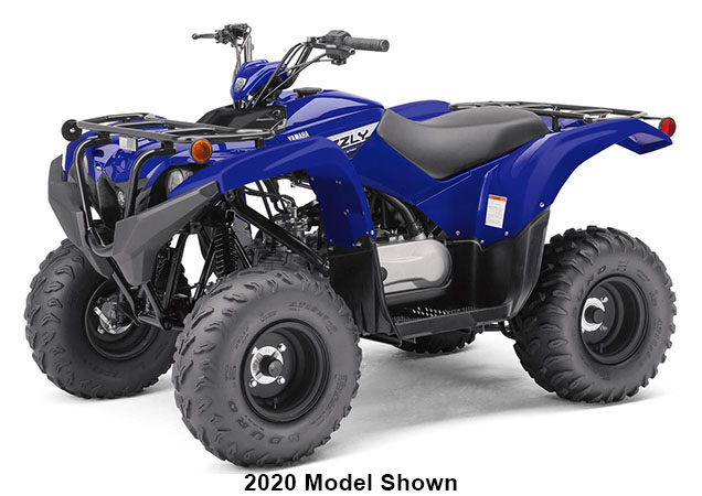 2021 Yamaha Grizzly 90 in Statesville, North Carolina - Photo 4
