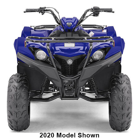 2021 Yamaha Grizzly 90 in Starkville, Mississippi - Photo 5