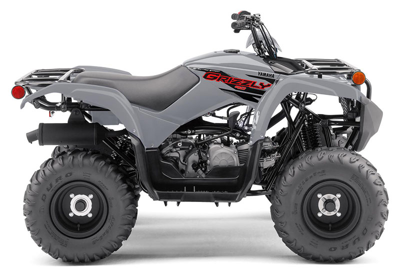 2021 Yamaha Grizzly 90 in Trego, Wisconsin - Photo 1