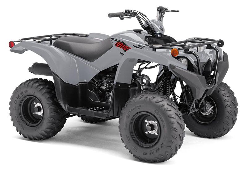 2021 Yamaha Grizzly 90 in Santa Maria, California - Photo 2