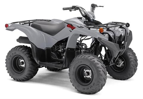 2021 Yamaha Grizzly 90 in Trego, Wisconsin - Photo 2