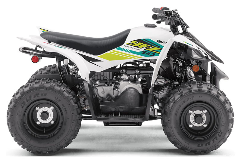 2021 Yamaha YFZ50 in Trego, Wisconsin - Photo 1