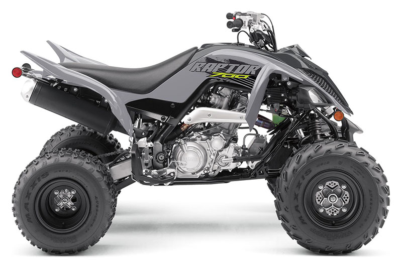 2021 Yamaha Raptor 700 in San Jose, California - Photo 1