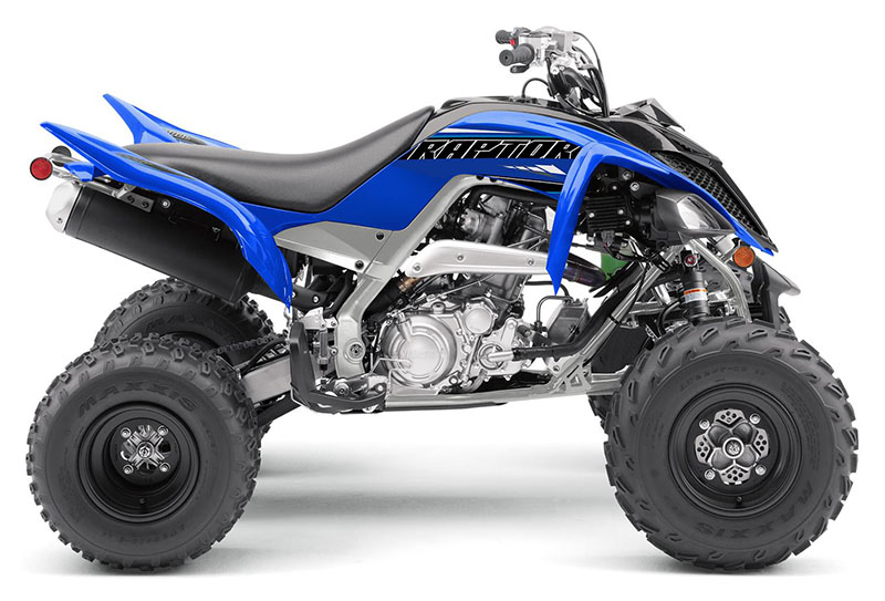 2021 Yamaha Raptor 700R in San Jose, California - Photo 1