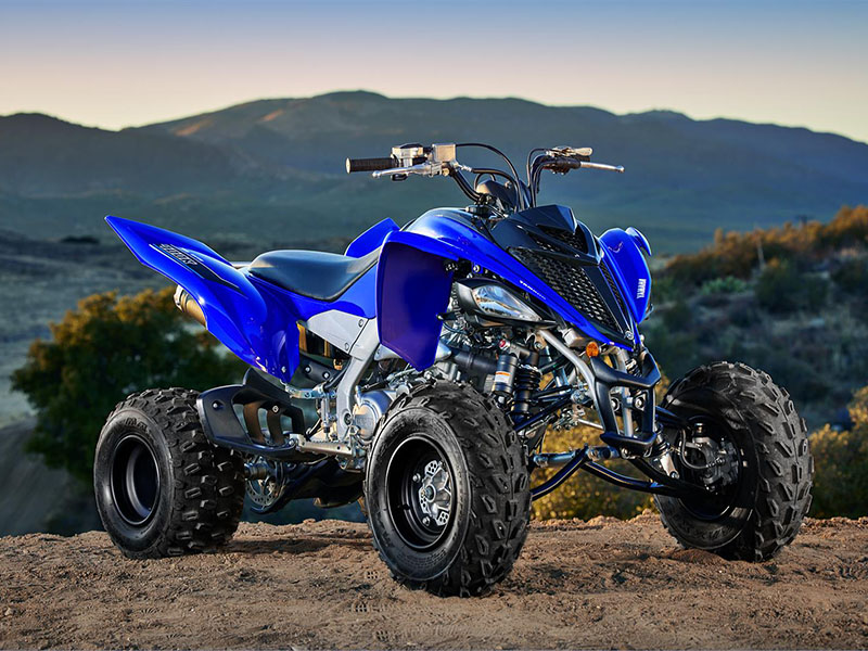 2021 Yamaha Raptor 700R in Tamworth, New Hampshire - Photo 3