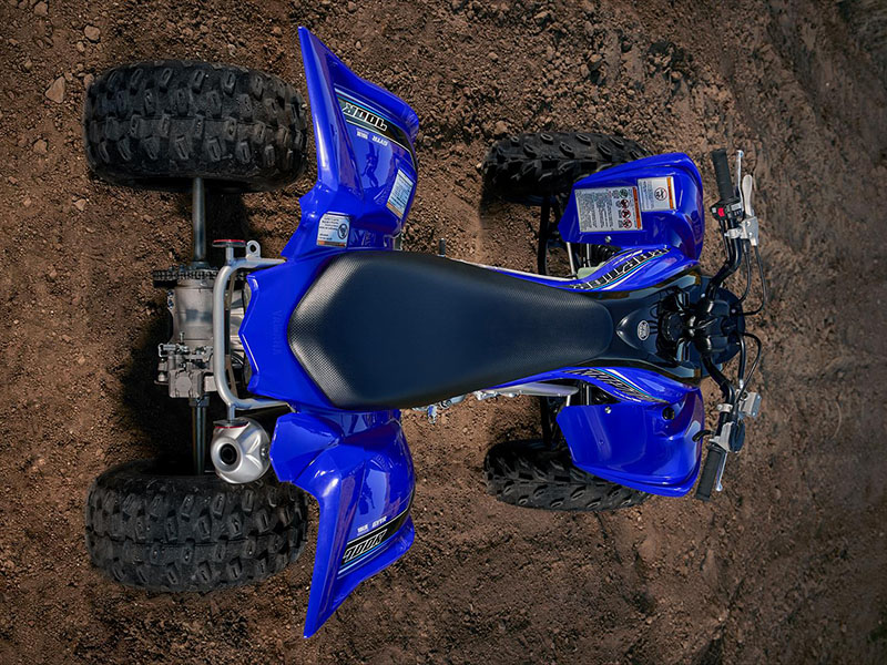 2021 Yamaha Raptor 700R in Muskogee, Oklahoma - Photo 4
