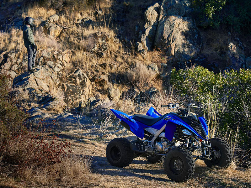 2021 Yamaha Raptor 700R in San Jose, California - Photo 5