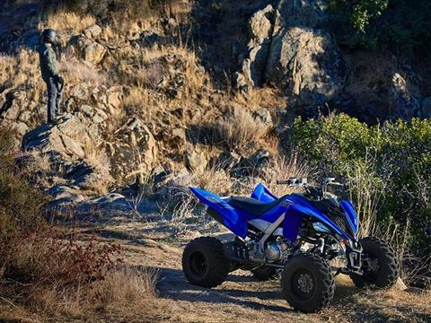 2021 Yamaha Raptor 700R in Francis Creek, Wisconsin - Photo 5