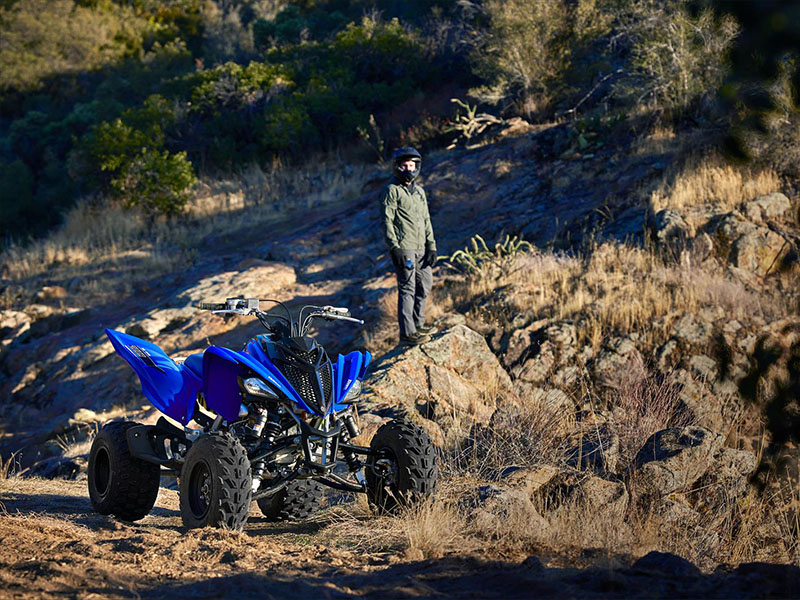 2021 Yamaha Raptor 700R in Coloma, Michigan - Photo 6