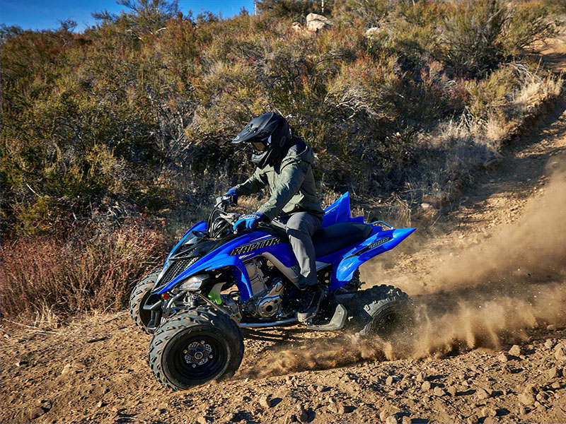 2021 Yamaha Raptor 700R in Tyrone, Pennsylvania - Photo 7