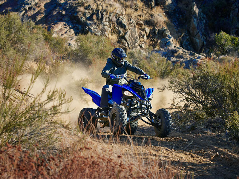 2021 Yamaha Raptor 700R in Tyrone, Pennsylvania - Photo 8
