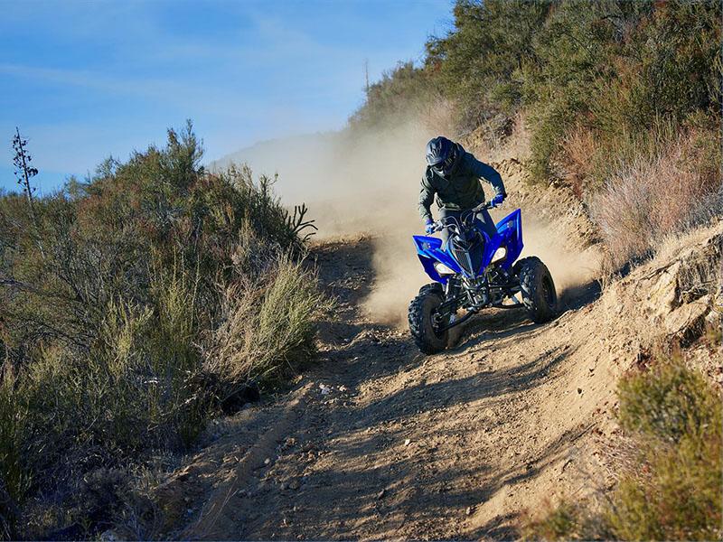 2021 Yamaha Raptor 700R in Cedar Falls, Iowa - Photo 9