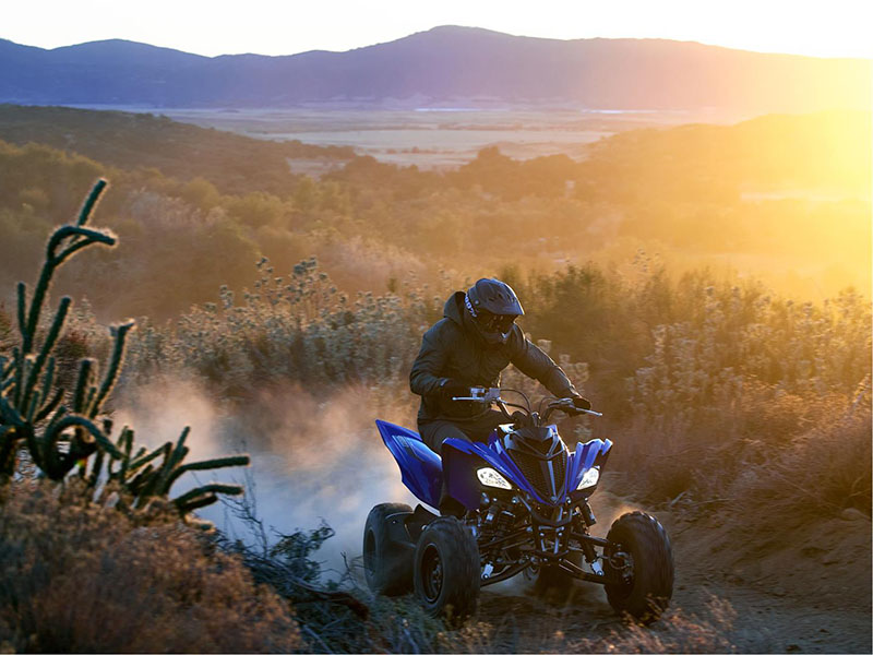 2021 Yamaha Raptor 700R in San Jose, California - Photo 11